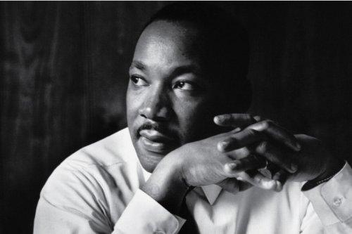 Martin Luther King, Jr. - Vintage Photo Art Print (12