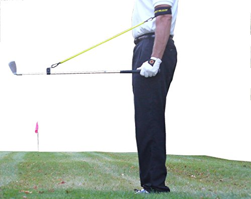 (Perfect Release Heavy Tension Model Golf Club Swing Plane Trainer Aid)