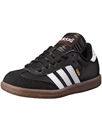 Samba Classic Leather Soccer Shoe (Toddler/Little Kid/Big Kid)