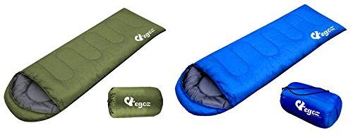 Peanut By EGOZ Adult Sleeping Bag