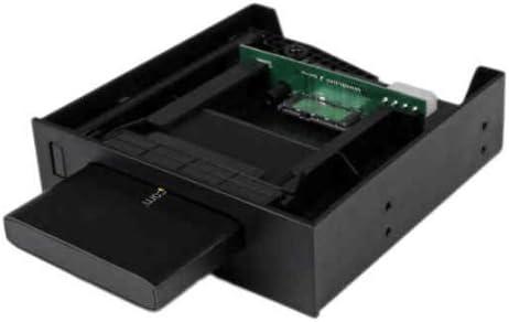 Startech S2510U33RUSM - Caja de Disco Duro (USB 3.0, 2.5
