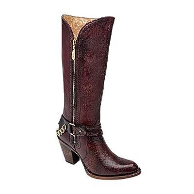 Cuadra 2Q06PH Women's Python Dress Boots