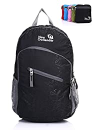 #1 Rated 20L/33L- Most Durable Packable Handy Lightweight Travel Backpack Daypack+Lifetime Warranty