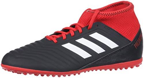 o 18.3 Turf Soccer Shoe Black/White/red 5 M US Big Kid ()