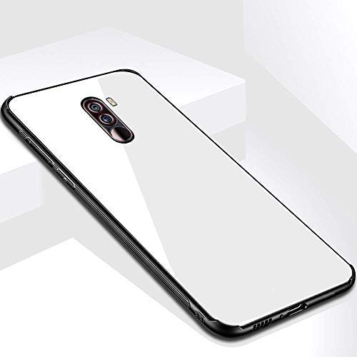 Nik case Original Luxurious Toughened Glass Back Case with