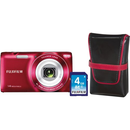 Fujifilm JZ100 Digital Camera Bundle