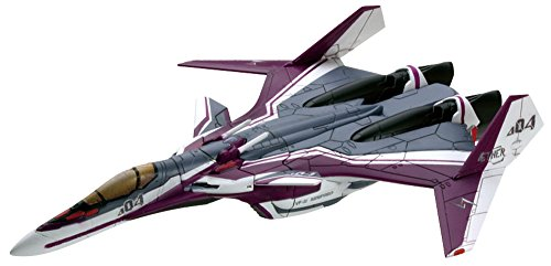 Mecha Collection Macross Series Macross Delta VF-31C Siegfried Fighter Mode Mirage Farina Jenius Type Plastic Model by Bandai - Macross Valkyrie Collection