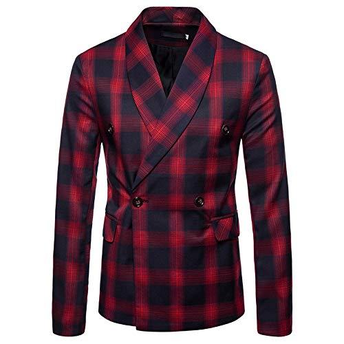 Strir Blazer Strir Homme ropa Rouge ropa OF5atHx
