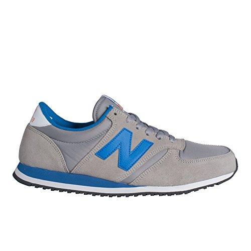 New Balance U420 D, Unisex-Erwachsene Hohe Sneakers Grau (Grey)