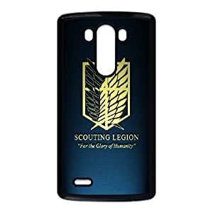 LG G3 Phone Case Attack On Titan gC-C12072