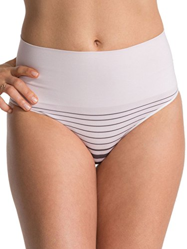 (SPANX Everyday Shaping Brief, S, Ombre Rock Gray)