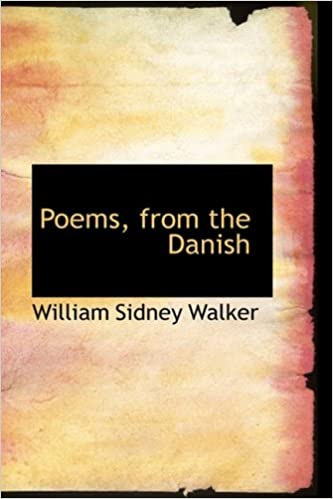Book Poems, from the Danish