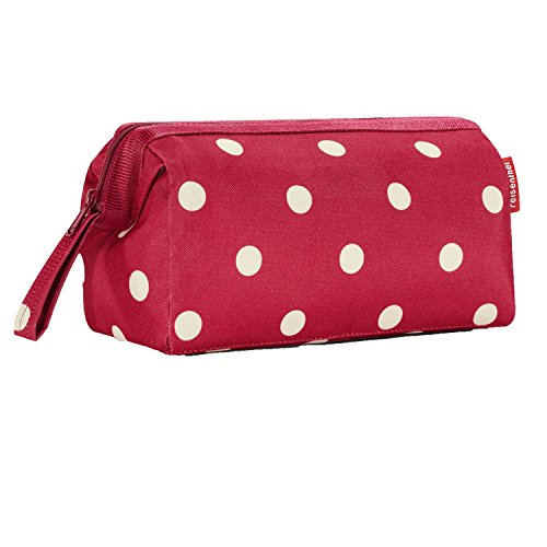 Reisenthel Baroque Dots Ruby Taupe Travelcosmetic rX7Zxqwr