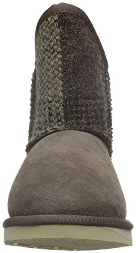 Australia Luxe Collective Cosy X-short - Botas Mujer Braun (Harris Tweed)