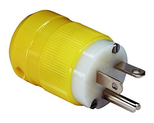 Marinco 5366CR Plug,20A, 125V