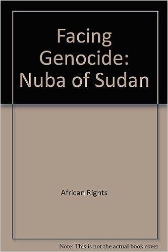 Download online Facing Genocide: Nuba of Sudan PDF