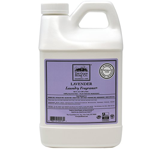 The Good Home Laundry Fragrance Refill, Lavender, 64 Ounce