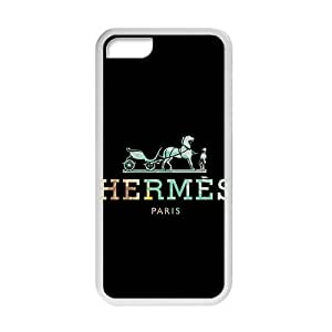 Malcolm Hermes design fashion cell phone case for iPhone 5C