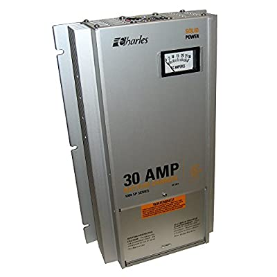 Charles Marine Group Charles 93-24305Sp-A 5000 Series C-Charger 24V 30A/3 Bank