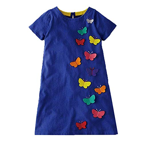 VIKITA Toddler Summer Dresses Sleeve product image