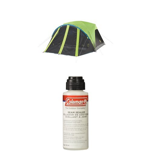 Coleman-Carlsbad-4-Person-Dome-Tent-with-Screen-Room-with-Seam-Sealer-2-oz