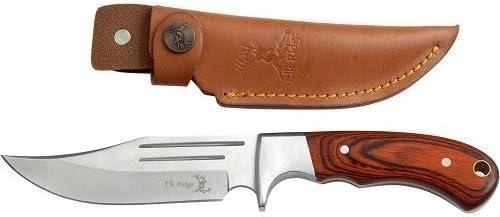 4001319 Elk Ridge ER-052 Fixed Blade Knife 9.5 in Overall