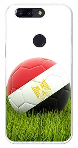 BIPOP CASE Carcasa balón Egipto (Copa Mundial fútbol One Plus 5T ...