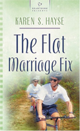 The Flat Marriage Fix (Heartsong Presents #630) PDF ePub fb2 ebook
