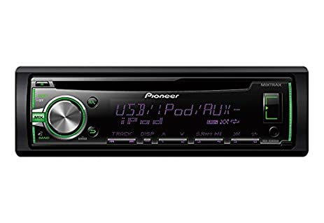 41NX8kR5esL._SX463_ amazon com pioneer deh x3800ui cd receiver with mixtrax, usb  at crackthecode.co