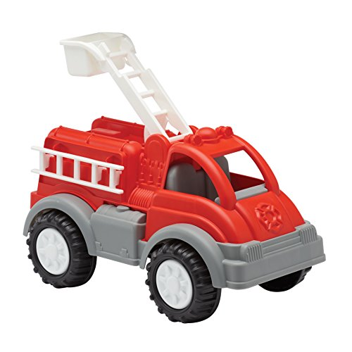 American Plastic Toys Gigantic Fire Truck (American Fire Trucks)