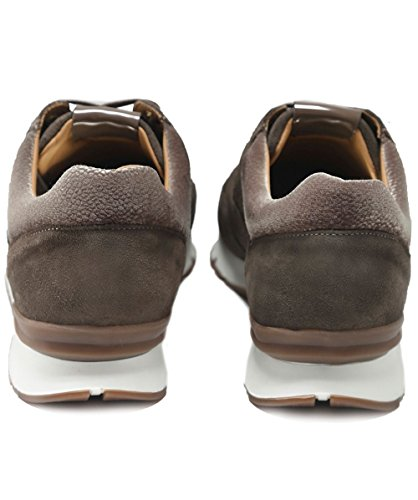 Runner Belter Homme Android Taupe Taupe Herren Wildleder Trainer cgqyIP