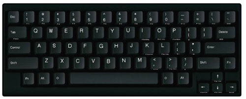 Happy Hacking Keyboard Lite2 USB (Black) by Happy Hacking Keyboard