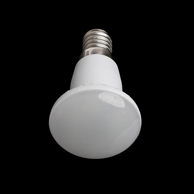 Amazon.com: liyudl E14 bombilla LED Seta R50 5 W/7 W/9 W ...