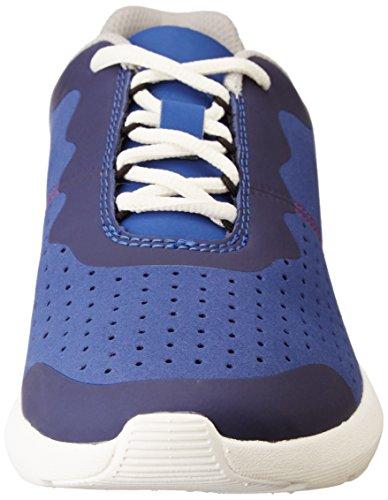 Vibe Azul Clarks Hombre Zapatillas para Blue Torset XxXr5qIH