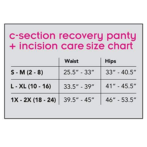 Amazon.com: C sección recuperación ropa interior médico ...