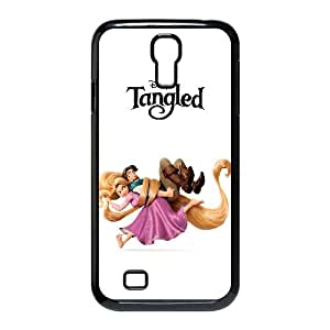 Tangled Cartoon Samsung Galaxy S4 90 Cell Phone Case Black DAVID-175086