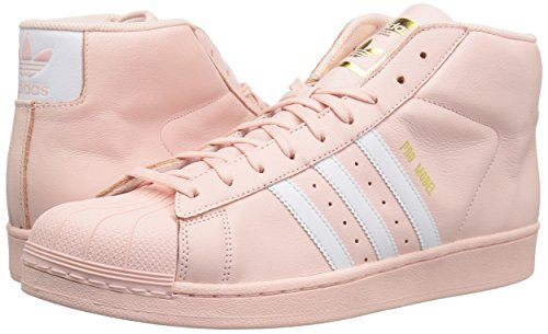 Sneaker Pink Adidas gold Metallic white Uomo Model Ice Pro XxRqRPSE