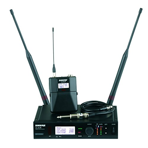 Shure ULXD14 H50 | WA302 Single Bodypack Digital Wireless System by Shure