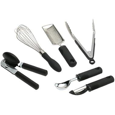 OXO Good Grips 6-Piece Kitchen Essentials Set