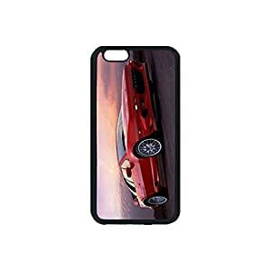 """Lotus Esprit S4 Red Yellow Rubber Tpu Silicone Snap On Cover Protector Case For iPhone 6 , iphone 6 with 4.7"""" inch Case"""