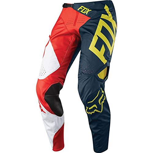 Fox Racing 360 Preme Youth Boys Off-Road Pants - Navy/Red / 26 360 Off Road Pants