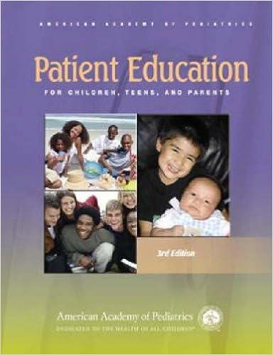 Ebook pdf epub downloads Patient Education for Children, Teens, And Parents in Danish PDF CHM ePub