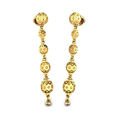 Buy Candere By Kalyan Jewellers 18KT Yellow Gold Drop