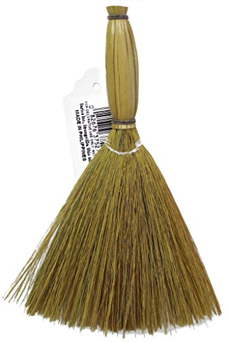 Natural Straw Brooms Craft Package