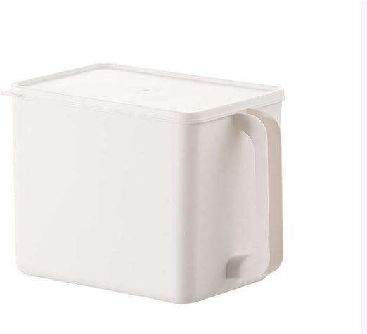 Cubierta de la caja de almacenamiento de la cocina de plástico ...