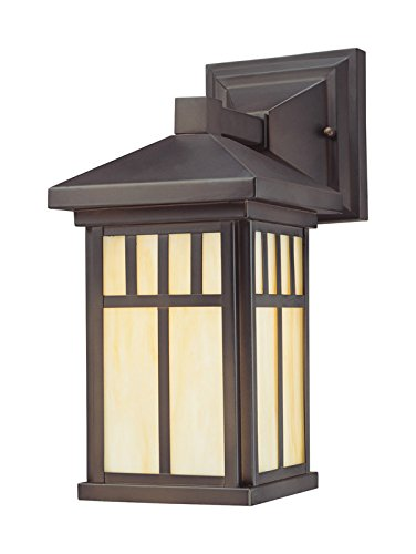 Mission Style Outdoor Wall Light in US - 6