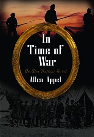book cover of In Time of War