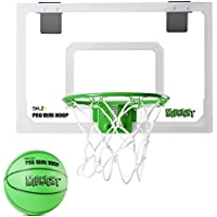 SKLZ Pro Mini Basketball Hoop - Glow In The Dark