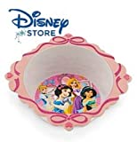 Disney Princess Melamine Bowl Featuring