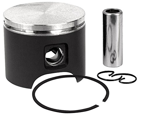 (NWP Piston Assembly (46mm) for Husqvarna 55, Jonsered 2054 Chainsaws (Replaces)